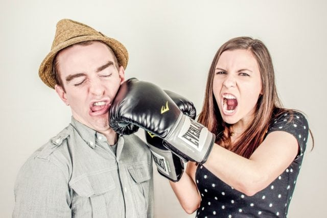 women fighting her partner marriage counselling in singapore
