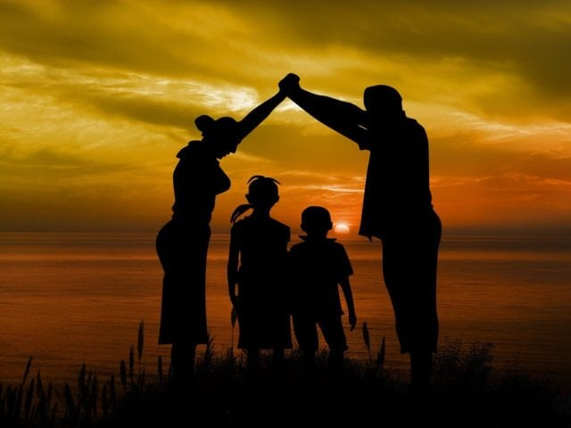 family working out issues in the marriage - marriage counselling in singapore