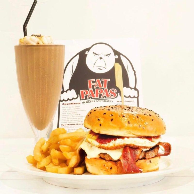 FatPapas - halal burgers