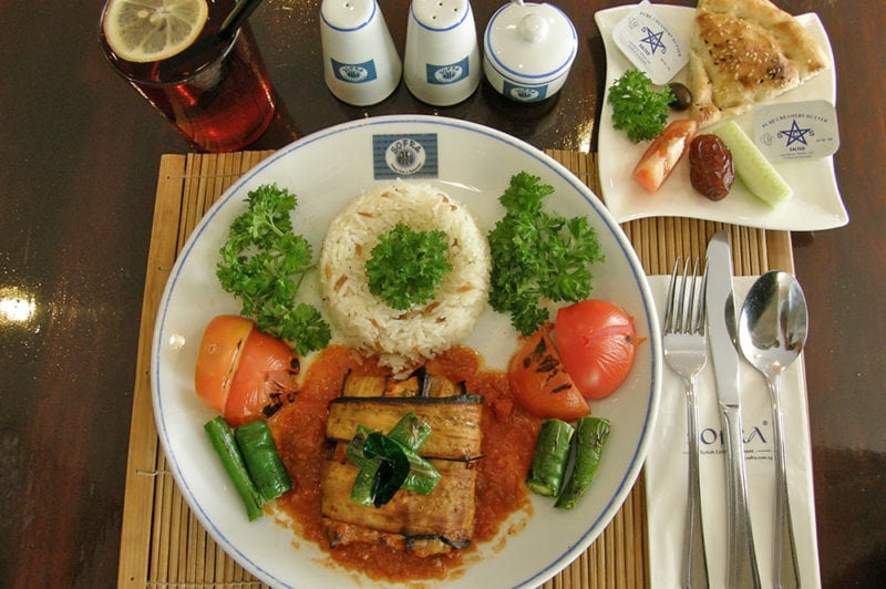 Sofra Turkish Cafe & Restaurant - halal Middle-Eastern cuisine in singapore