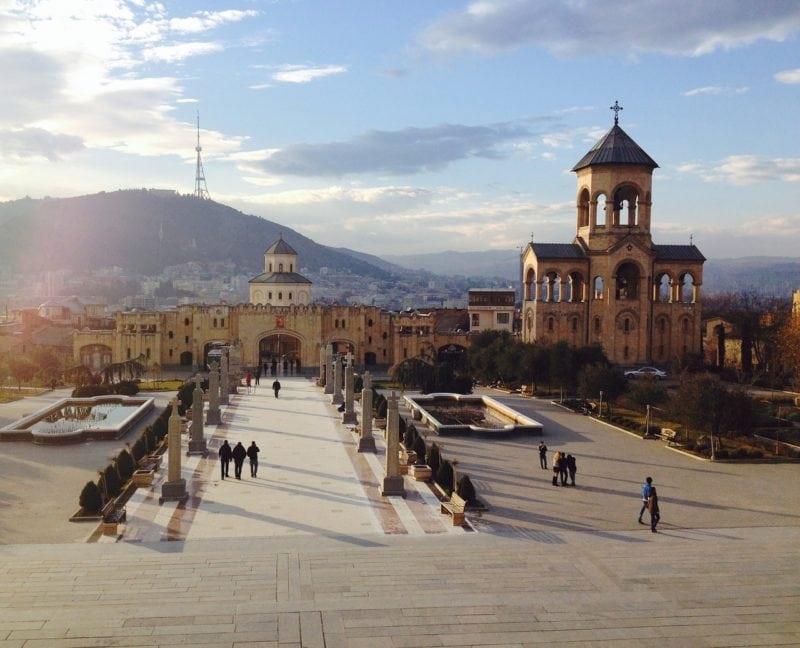 georgia estaern architecture