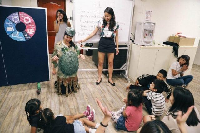 ReadAble runs volunteering programs the incentivize children to read