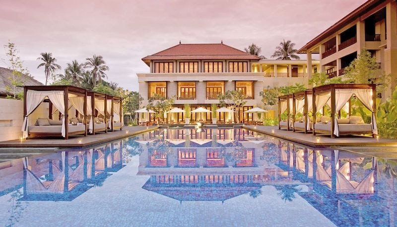 wedding venue in bali conrad