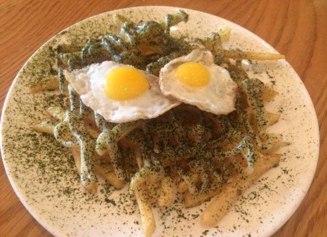 Hatched Restaurant Menu