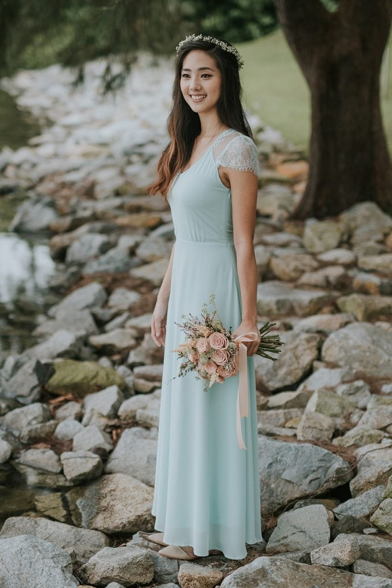 Bridesmaid Dresses in Singapore: 15 Best Stores to Get The Prettiest Ones