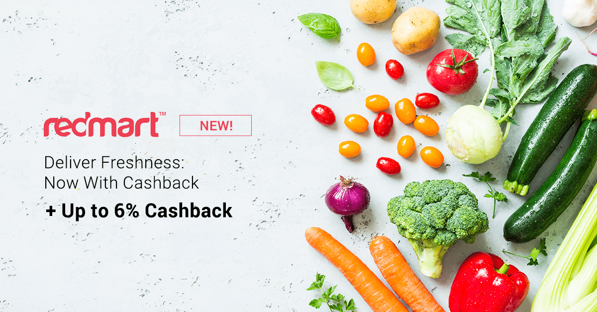 Online Grocery Shopping Re-Imagined: 5 Reasons to Join The RedMart Revolution