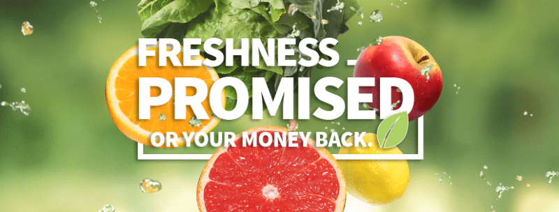 RedMart Freshness Guarantee