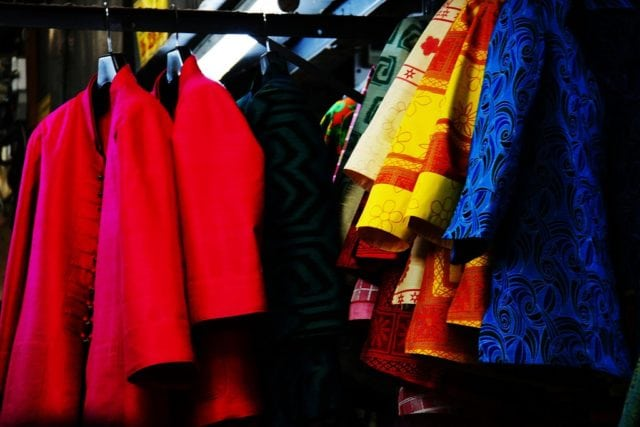 quality thai silk products in bangkok