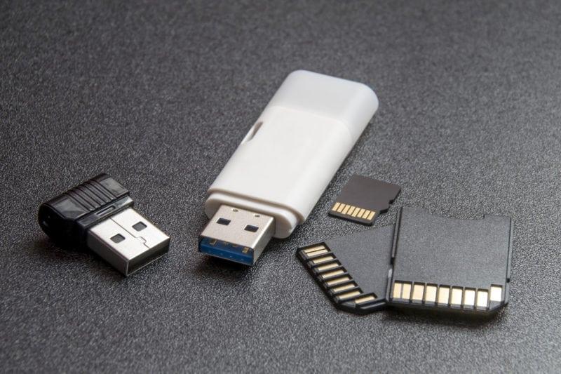 Additional memory storage