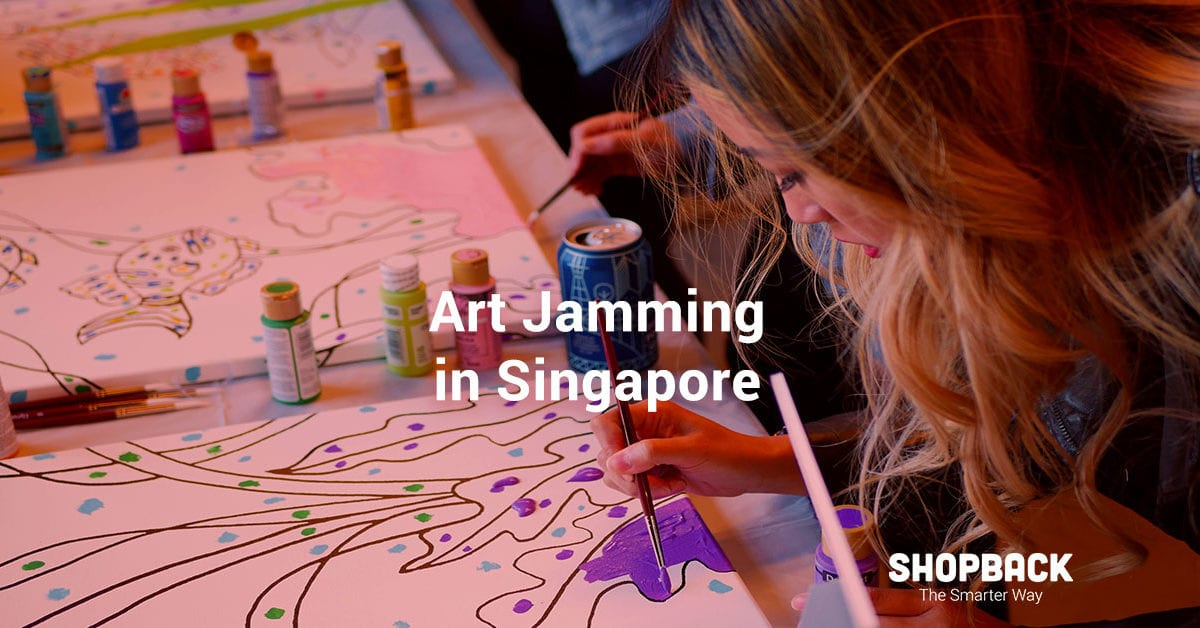 Art Cafes & Studios in Singapore Where You Can Get Creative
