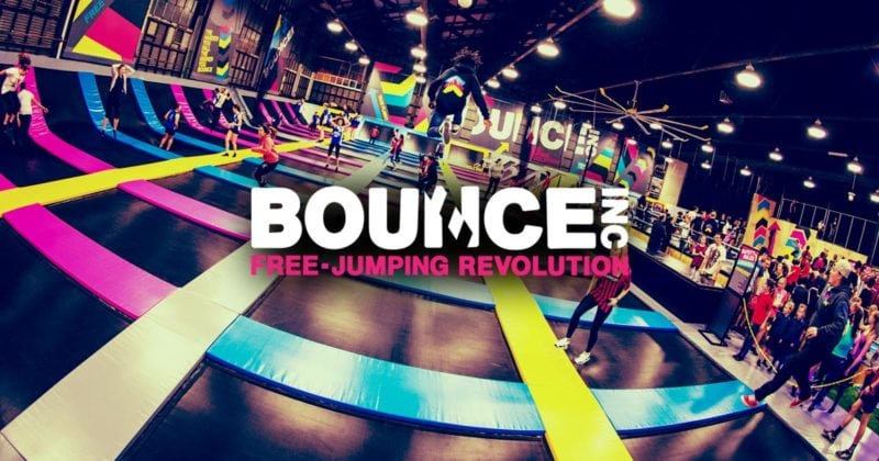 Have a bouncing good time