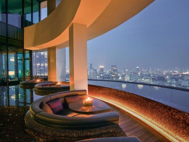 Anantara Sathorn Bangkok Hotel, Bangkok, Thailand