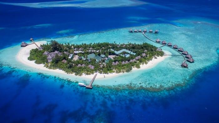 Adaaran Club Rannalhi water villa