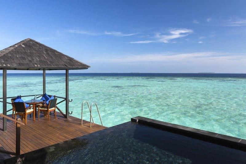 The Sun Siyam Iru Sushi Maldives Resorts