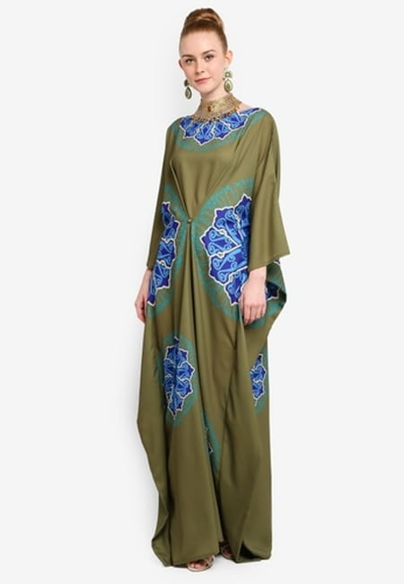 Kaftan by tom Abang Saufi