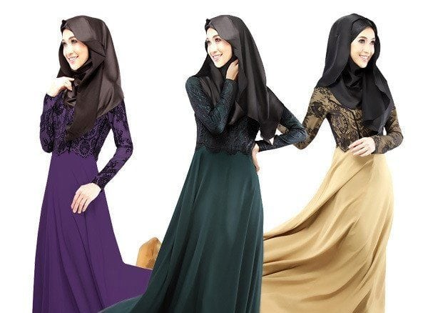 Awesome Baju Kurung and Other Looks to Pull Off This Hari Raya