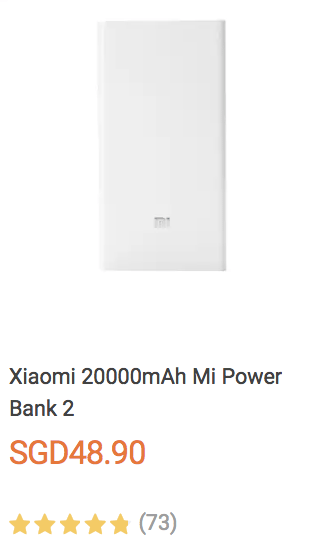 power bank lazada