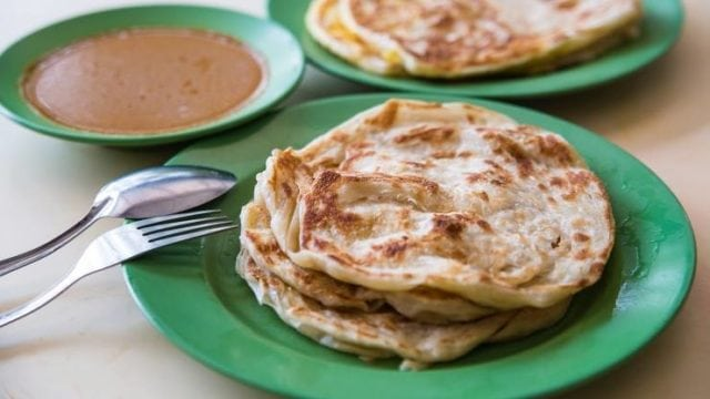 Al Jasra Restaurant Paratha buffet