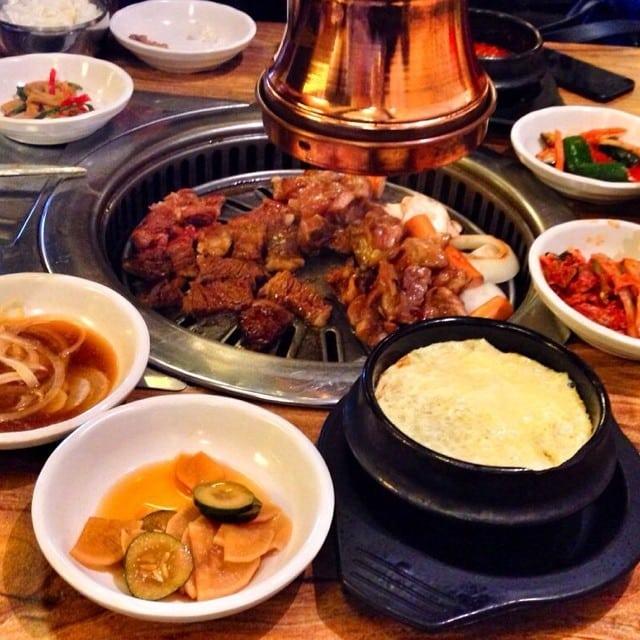 Singapore, Korean food, Korean BBQ