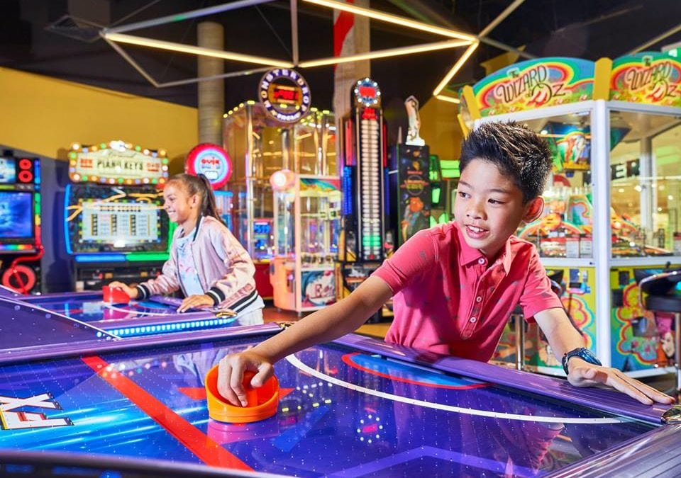 Best Arcades in Singapore For Good Times Sake
