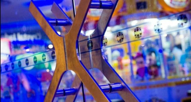Zone X Singapore arcade