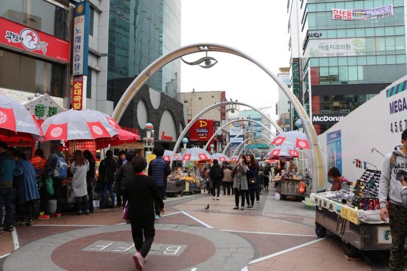 BIFF Square Busan