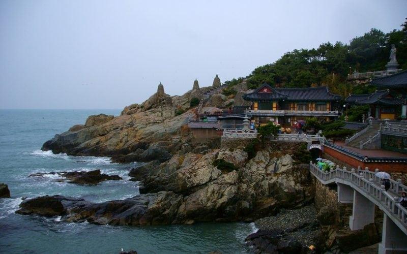 Haedong Yonggungsa Temple Busan