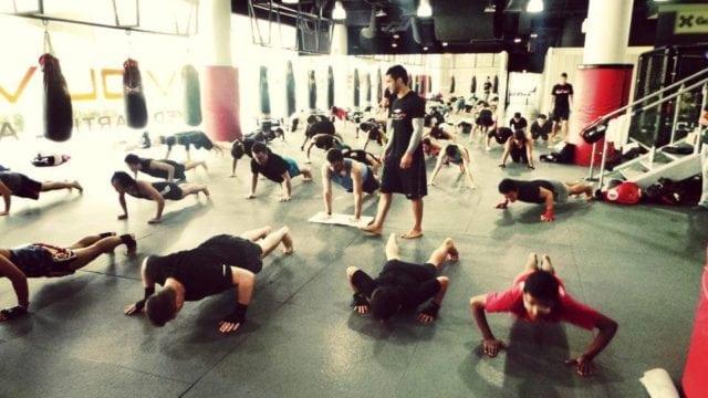 MMA | TheMix.net