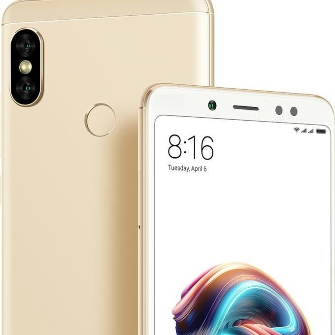 Xiaomi Redmi Note 5 Singapore