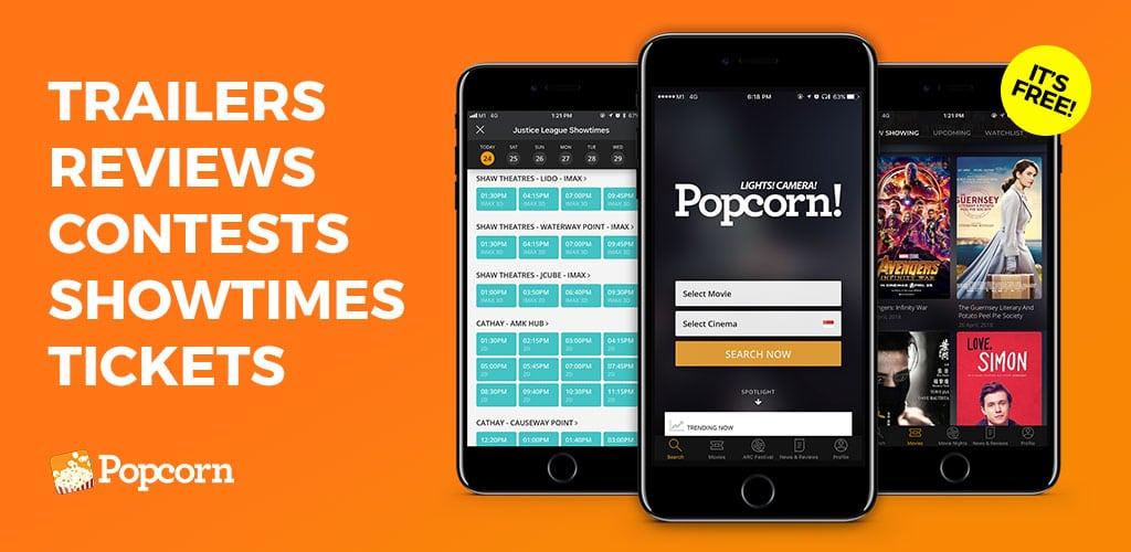 Popcorn Singapore: The Smarter Way to Enjoy Movies