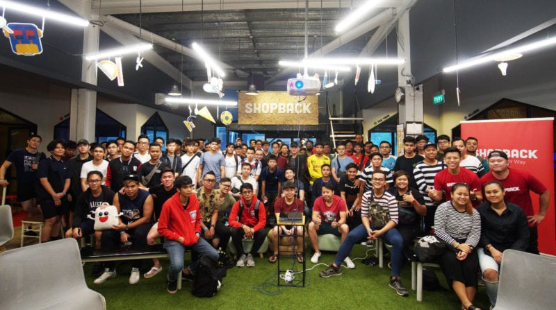 ShopBack x Carousell Worldcup Tournament