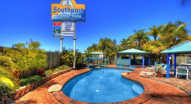 Southport Tourist Park in the gold coast hotel from agoda
