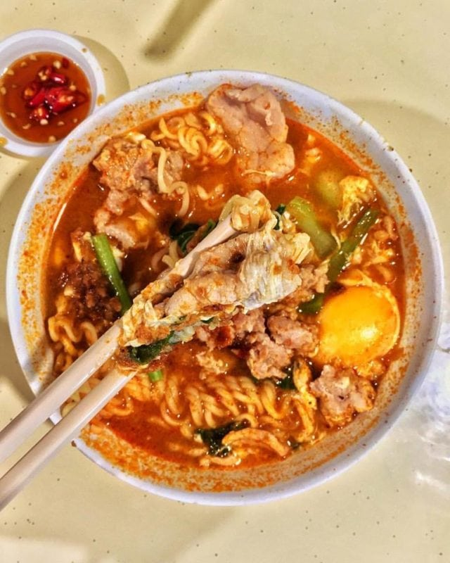 ke kou mian supper west