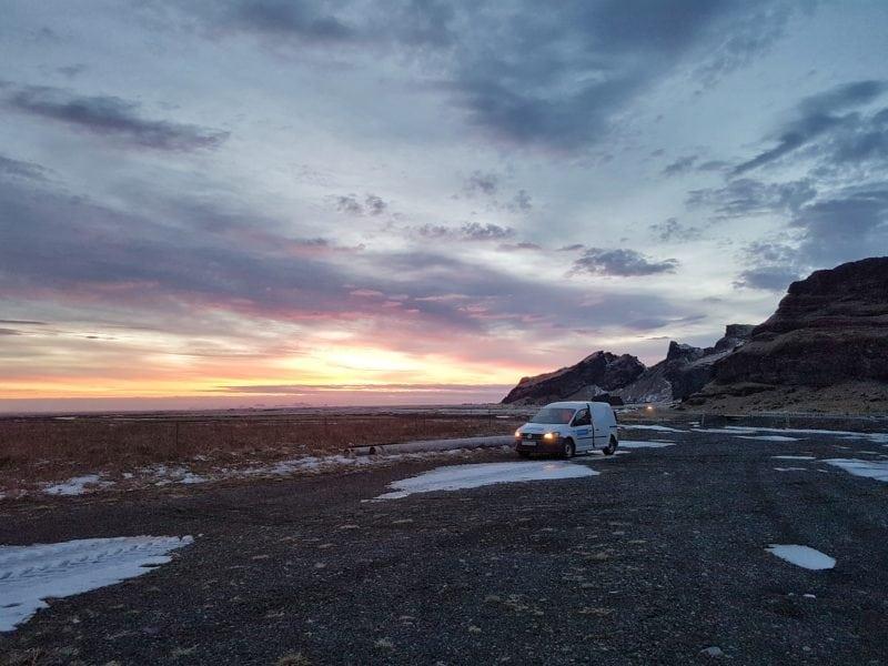 Iceland Campervan trip
