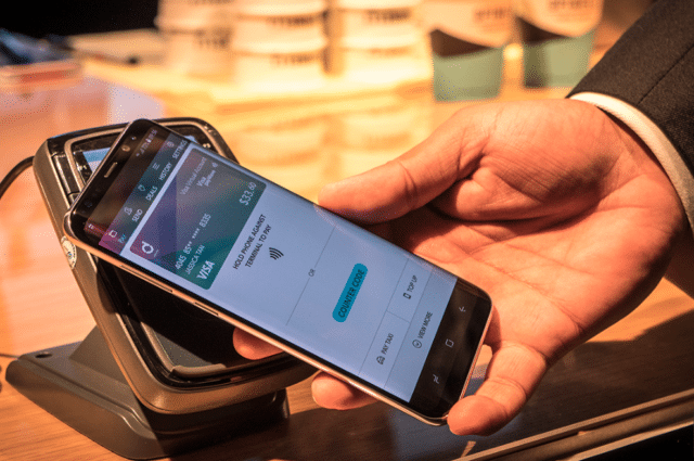 Dash Mobile Wallet E-Wallet Contactless Payment