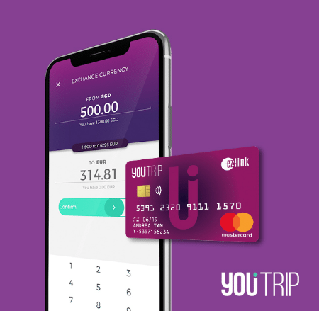 YouTrip Mobile Wallet E-Wallet