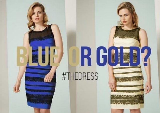The Dress Meme Colour Issue