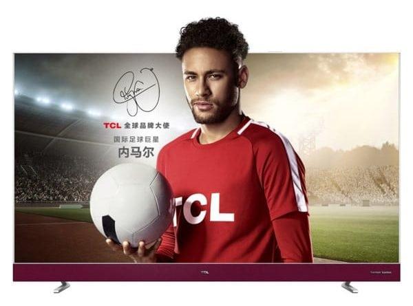 TCL 55A950U 4K TV