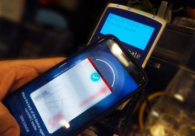Contactless Payment E-Wallet