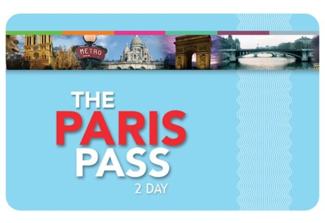 Europe Paris Pass 2 Day
