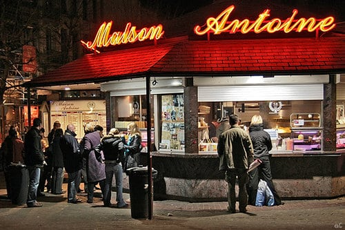 Europe Brussels Maison Antoine