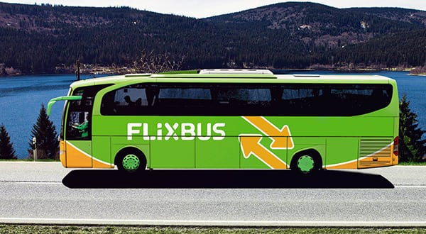 Flixbus Europe Lakeside