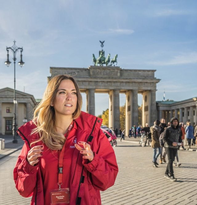 Europe Berlin Free Tour Guide