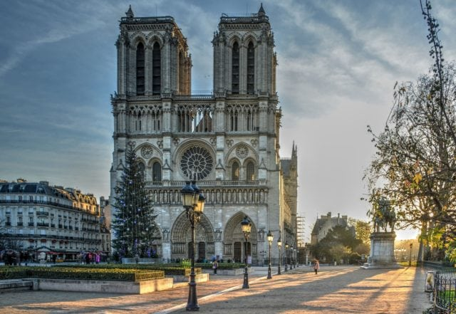 Europe Paris Notre Dame