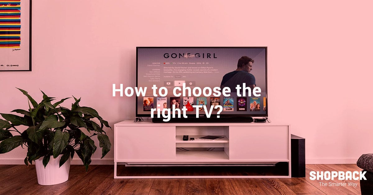 TV Buying Guide: How To Choose and Buy A TV