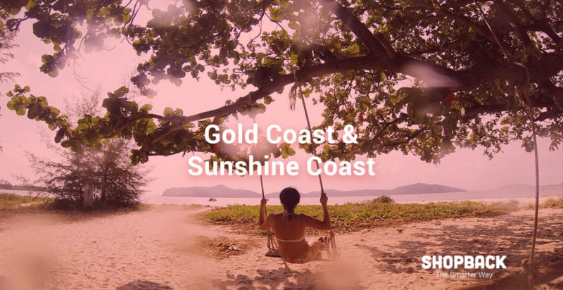 Sunsihine coast and gold coas in Australa travel guide