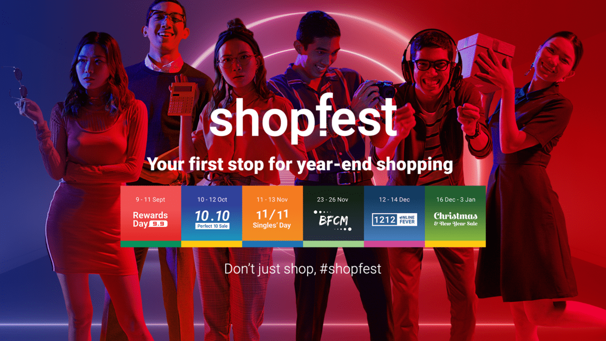ShopFest: Your Guide To the Biggest Year End Shopping Festival