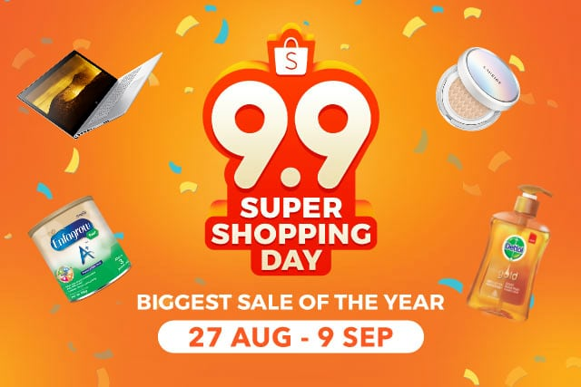 Shopee Super Shopping Day