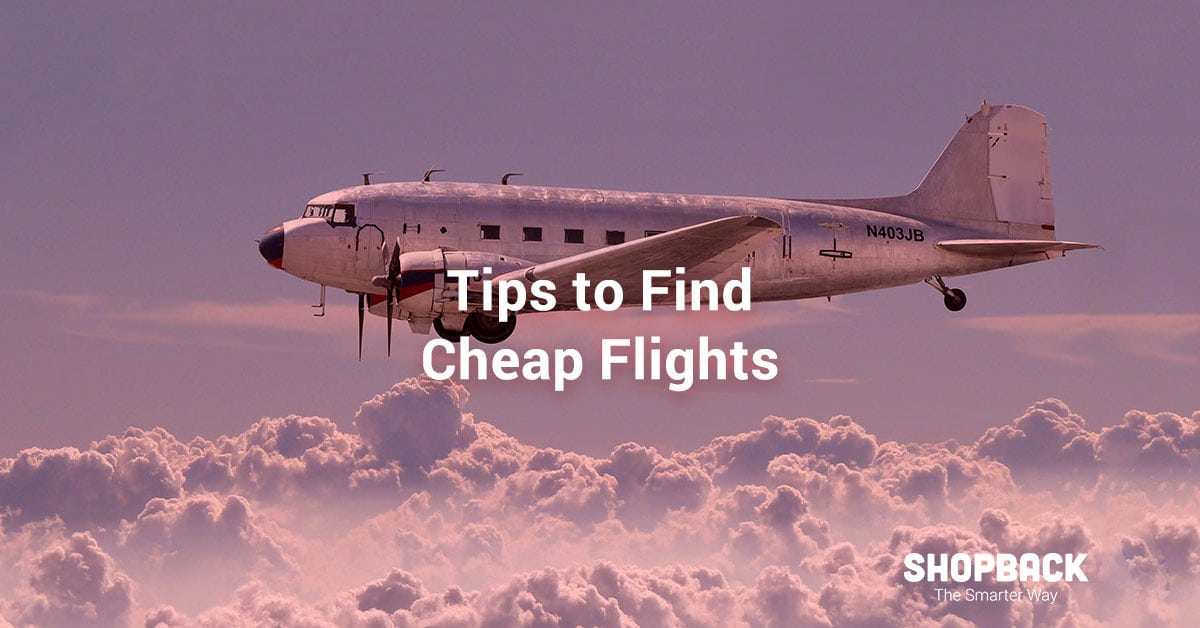 How to book cheap flights? (And practical tips to always get the best air ticket deals)