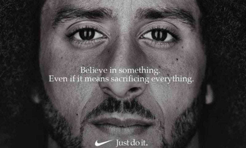 Nike Kaepernick Ad